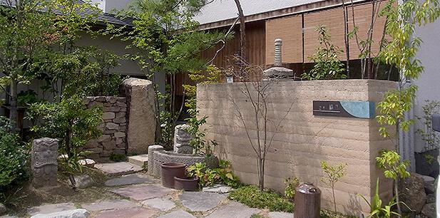 外構工事、造園工事、エクステリア、長久手市の造園工事をしています。